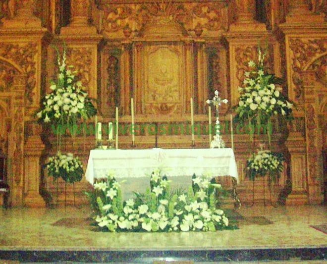 Floristería para Ceremonias Bodas