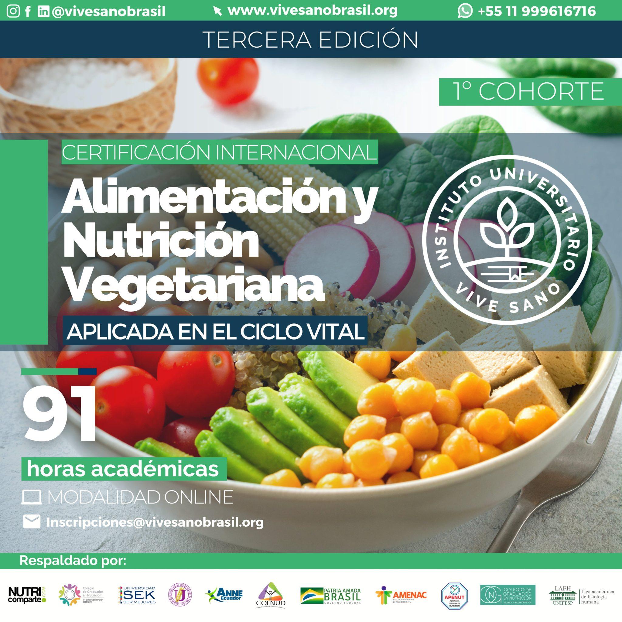 Feed – Vegetarianismo 3ra