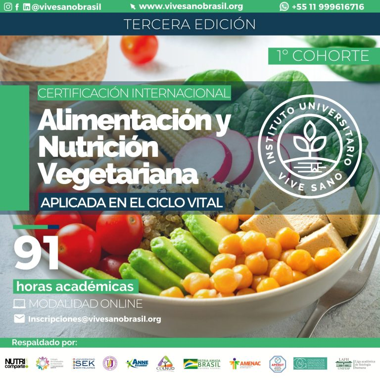 Feed – Vegetarianismo 3ra