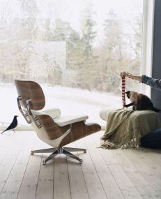 (white) Charles & Ray Eames, 1956; Location: Studio Nina Van Ruije