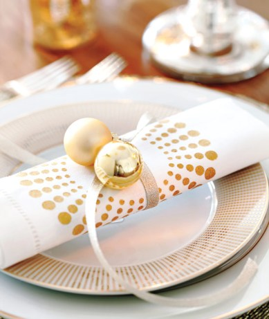 gold-silver-tablesetting