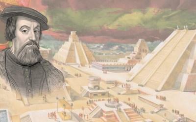 Hernán Cortés, quinto centenario