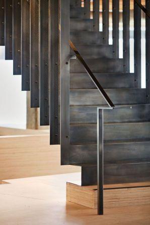 diseño de mobiliario en hierro Barcelona