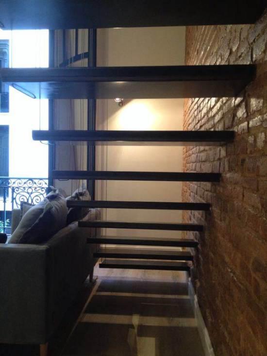 escalera diseño Vivestudio