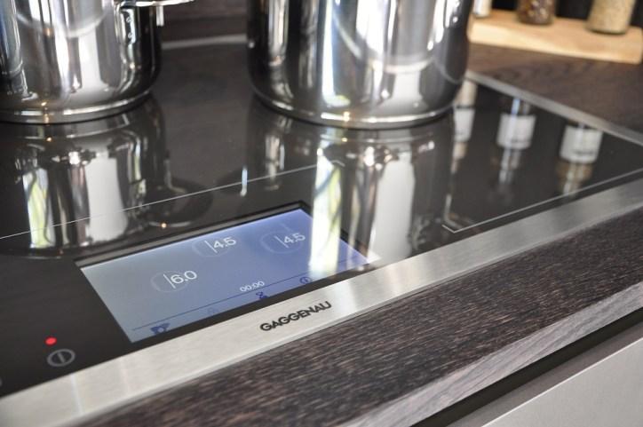 Placa inducción Gaggenau electrodomesticos