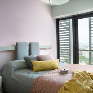 habitación matrimonio diagonal mar 045