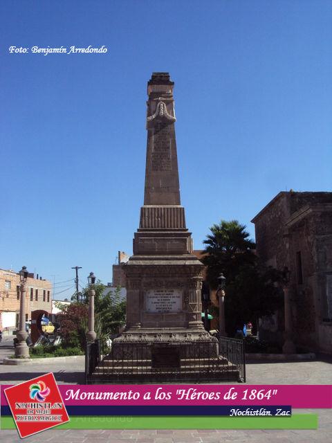 """Aniversario de la inauguración del """"monumento a los héroes del 64"""""""