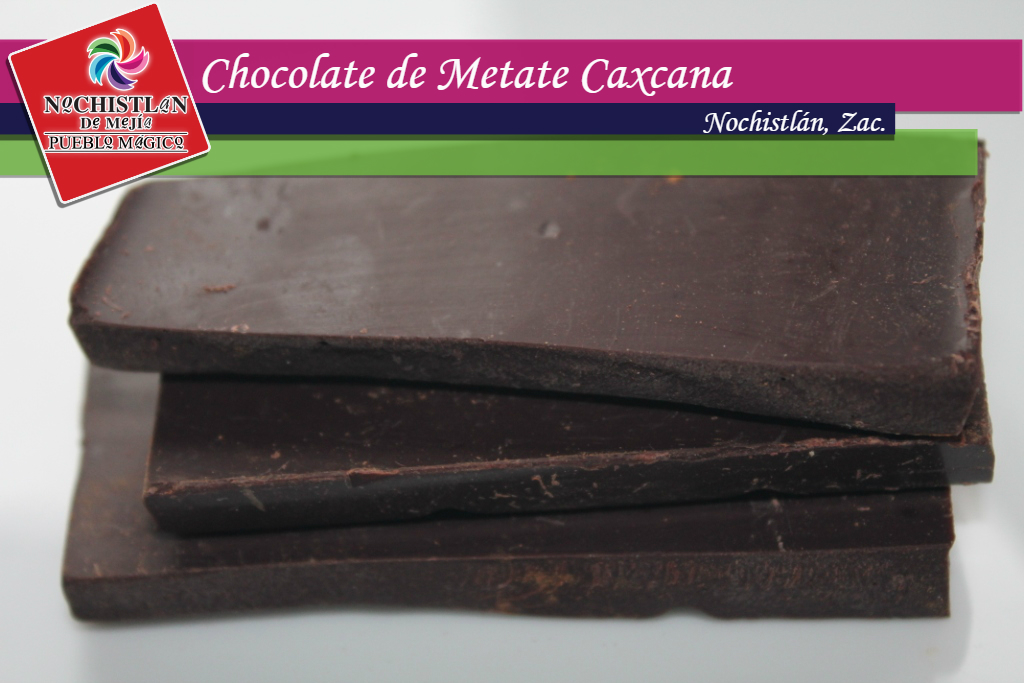 Chocolate de Metate Caxcana