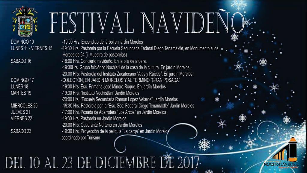 Festival Navideño 2017