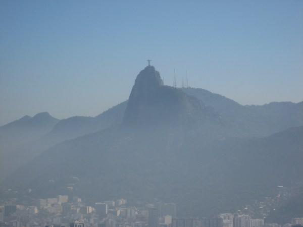 A view from the Sugarloaf mountain 6