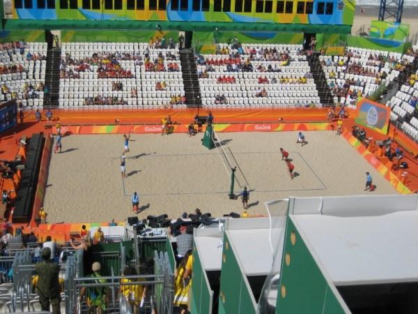 Beach volleyball 15