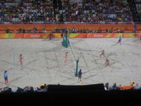 USA vs Brazil 2