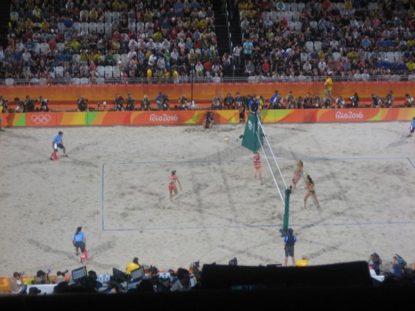 USA vs Brazil 3