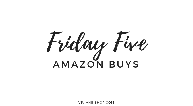 Friday Five (Amazon Buys)