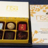 Risa Chocolates review
