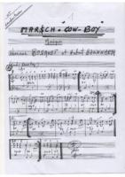 march' cow-boy 1