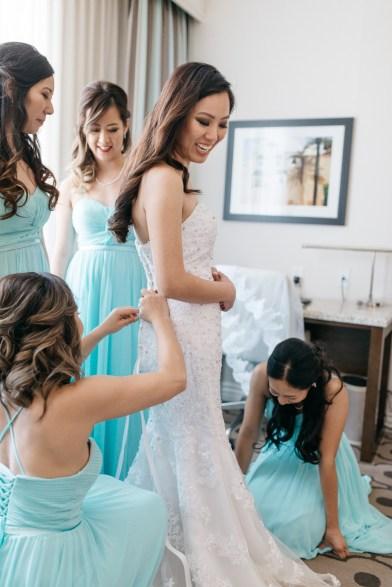 San Gabriel Hilton Wedding_Z&Y_Vivian Lin Photo_29