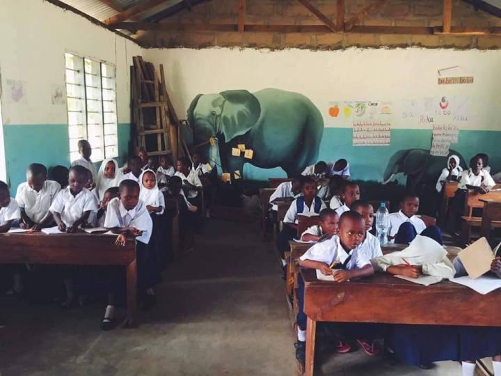 Skolehelse – Tanzania