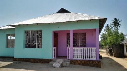 Bilder fra deler av landsbyen