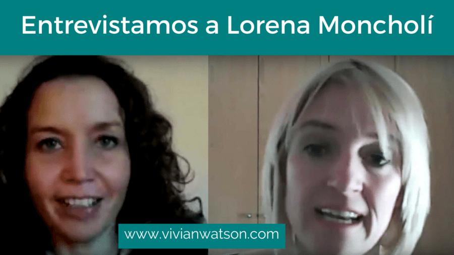 Entrevista con Lorena Moncholí
