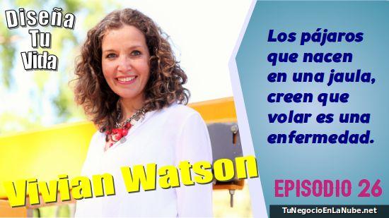 Entrevista a Vivian Watson | Tu Negocio en la Nube
