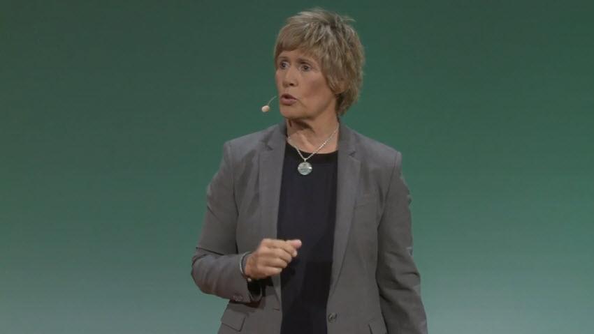 Diana Nyad: Nunca te rindas