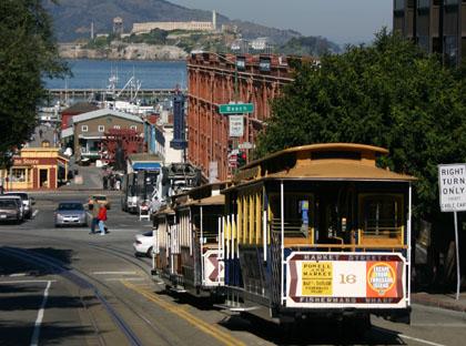San Francisco: stile vintage e grandi spazi