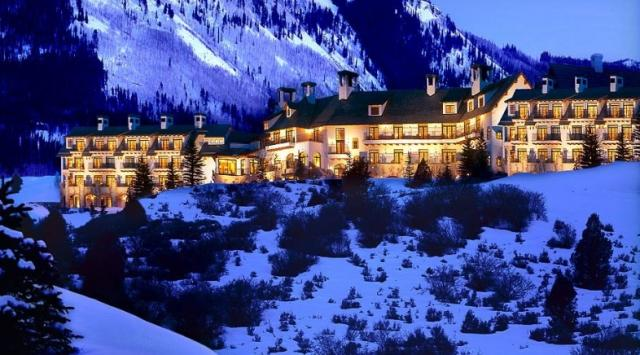 The Lodge & Spa at Cordillera, Edwards, Colorado