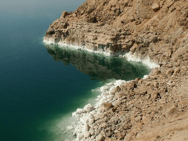 Mar Morto, tra mito e salute