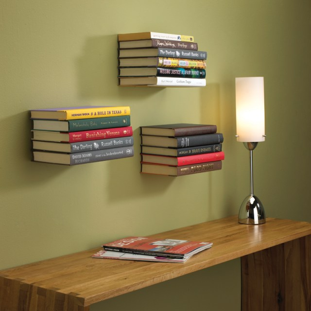 Conceal Book Shelf, la libreria che non si vede