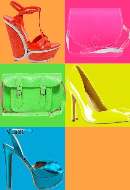 Tendenze moda: i colori fluo
