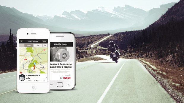 La nuova App per viaggiare in moto – Ride the Way