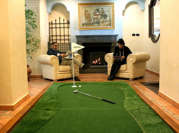 Golf In, il nuovo campo da golf monobuca per interni di Greenmakers Golf & Leisure
