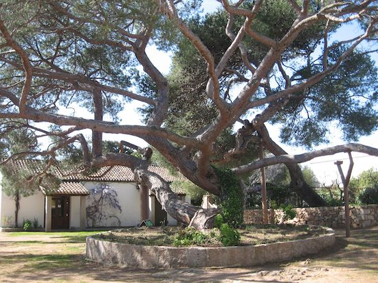 casa di Garibaldi a Caprera