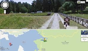 I nuovi sentieri dei parchi italiani con Google Streetview