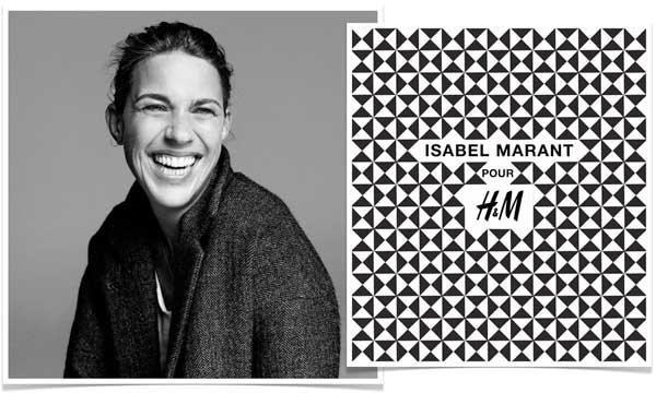 Isabel Marant e la nuova capsule collection per H&M