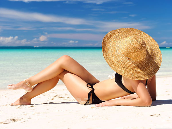 Proteggere la pelle dal sole con gli antiossidanti