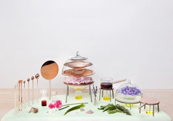 Fare il profumo in casa con The Alchemist's Dressing Table