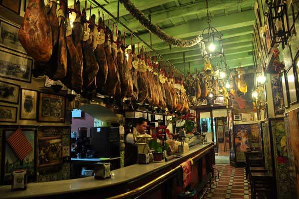 I migliori tapas bar di Siviglia