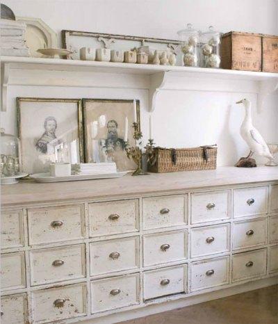 Arredare la casa in stile shabby chic viviconstile for Arredare casa in stile country