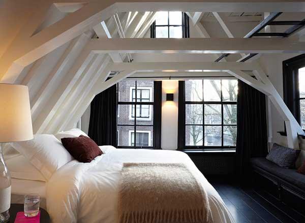 Nuovo Hotel Ad Amsterdam Lo Stile Di Maison Rika Viviconstile