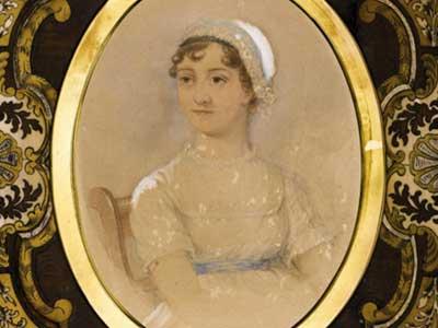 All'asta l'unico ritratto di Jane Austen