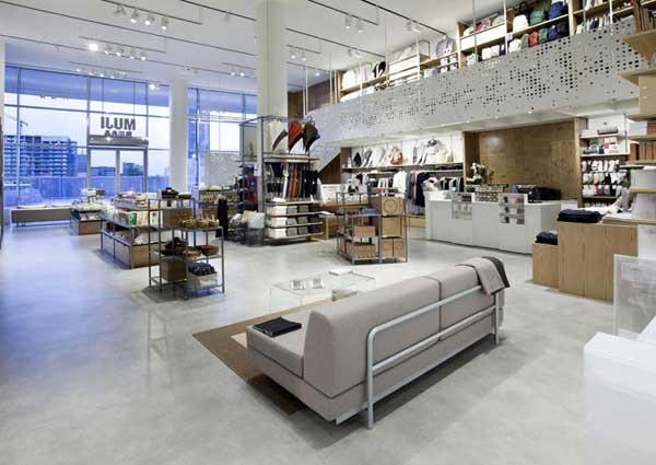 Nuovo store Muji in piazza Gae Aulenti a Milano