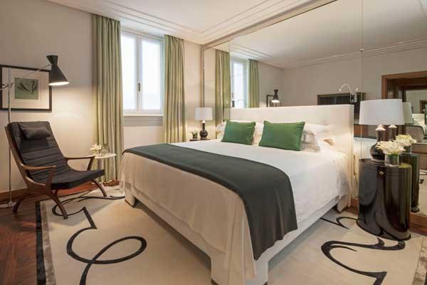 Le nuove suite del Four Seasons Hotel Milano