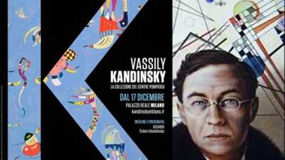 Vassily Kandinsky in mostra a Milano
