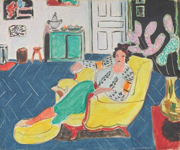 La mostra di Henri Matisse al Palazzo dei Diamanti di Ferrara