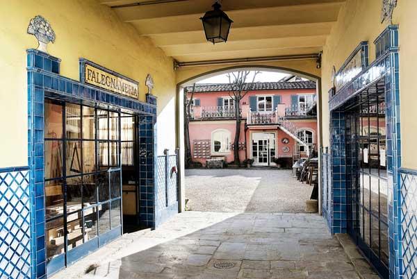 Desinare – ristorante e scuola di cucina a Firenze Oltrarno