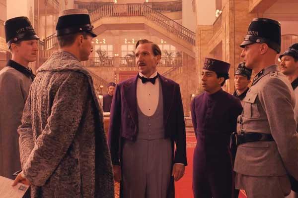 Grand Budapest Hotel, il nuovo film di Wes Anderson e i film da non perdere