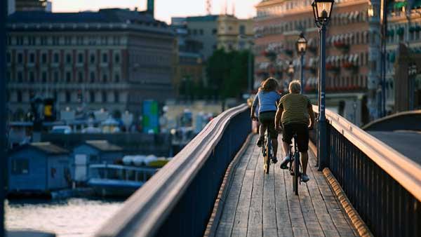 Cosa fare e vedere a Stoccolma in bicicletta