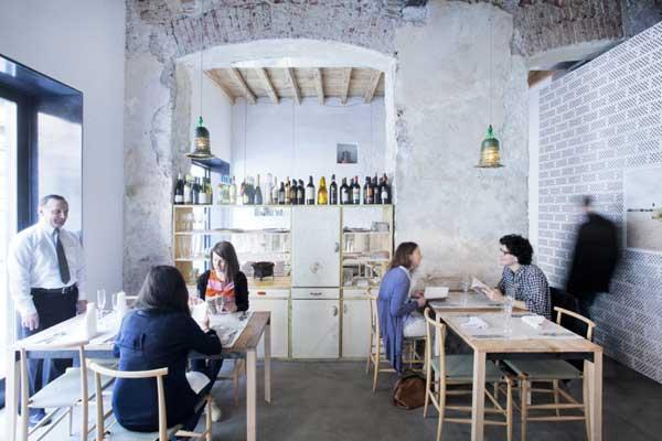 28 posti: mangiare a Milano in un ristorante bello, buono ed etico